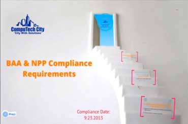 BAA & NPP Compliance Requirements