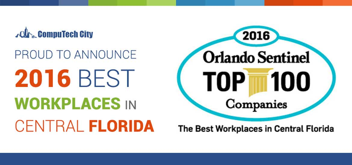 IT Support Services - Orlando, Maitland, Winter Park, Lake Mary, Longwood  - CompuTech City