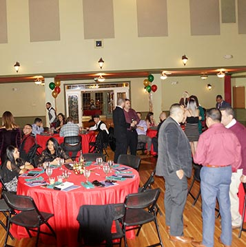 2017 holiday celebration